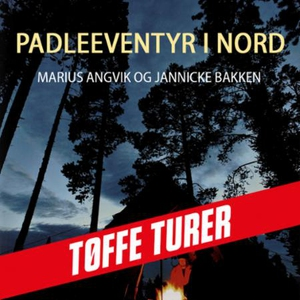 Padleeventyr i nord (lydbok) av Marius Angvik