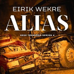 Alias (lydbok) av Eirik Wekre