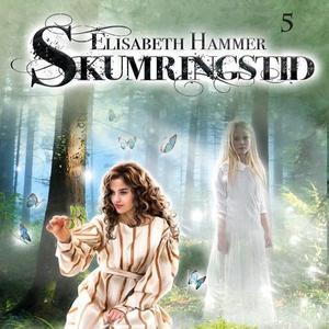 Piken i nattserken (lydbok) av Elisabeth Hamm