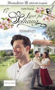 Testamentet (ebok) av Torill Thorup