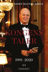 Kongens taler (ebok) av Bjørn Magnus Berge, H