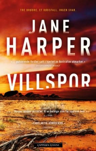 Villspor (ebok) av Jane Harper