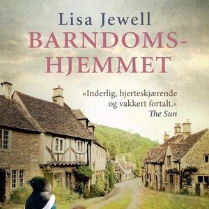 Barndomshjemmet (lydbok) av Lisa Jewell