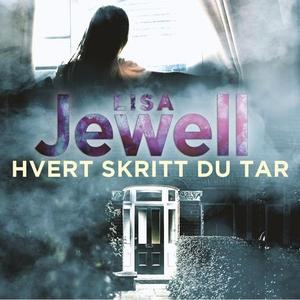 Hvert skritt du tar (lydbok) av Lisa Jewell