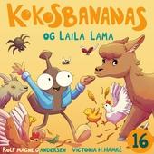 Kokosbananas og Laila Lama