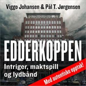 Edderkoppen (lydbok) av Viggo Johansen, Pål T