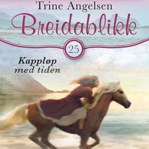 Kappløp med tiden (lydbok) av Trine Angelsen