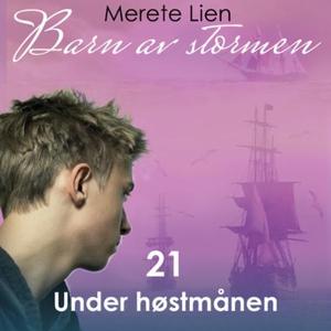 Under høstmånen (lydbok) av Merete Lien