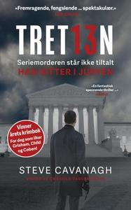 Tretten (ebok) av Steve Cavanagh
