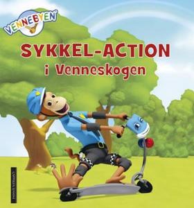 Sykkel-action i Venneskogen (lydbok) av City