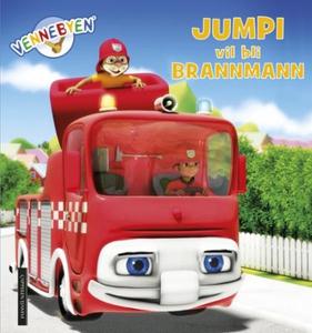 Jumpi vil bli brannmann (lydbok) av City of F