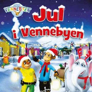 Jul i Vennebyen (lydbok) av City of Friends A