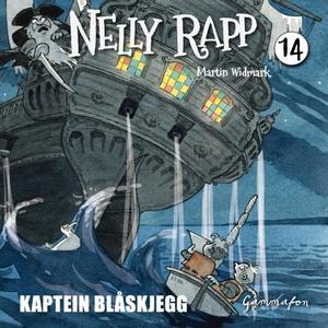 Kaptein Blåskjegg (lydbok) av Martin Widmark