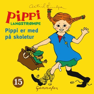 Pippi er med på skoletur (lydbok) av Astrid L