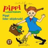 Pippi lider skipbrudd