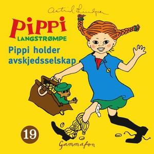 Pippi holder avskjedsselskap (lydbok) av Astr