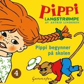 Pippi begynner på skolen
