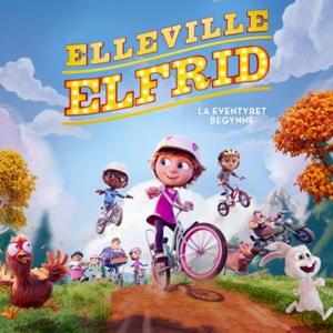 Elleville Elfrid (lydbok) av Frank Mosvold