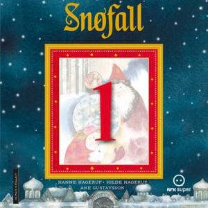 Snøfall 1. desember (lydbok) av Hanne Hagerup