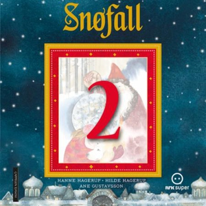 Snøfall 2. desember (lydbok) av Hanne Hagerup