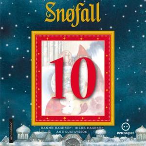 Snøfall 10. desember (lydbok) av Hanne Hageru