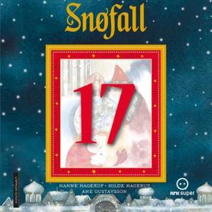 Snøfall 17. desember (lydbok) av Hanne Hageru