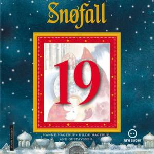 Snøfall 19. desember (lydbok) av Hanne Hageru
