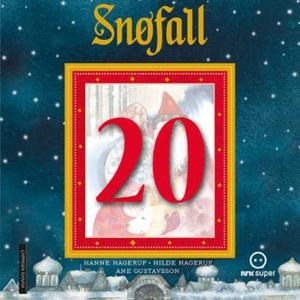 Snøfall 20. desember (lydbok) av Hanne Hageru