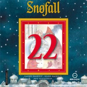 Snøfall 22. desember (lydbok) av Hanne Hageru