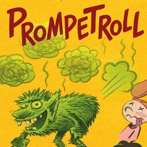 Prompetroll (lydbok) av Bjørn Ousland
