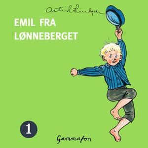 Emil fra Lønneberget (lydbok) av Astrid Lindg