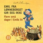Flere små dager i Emils liv da han gjorde alle slags spell, men også noe bra