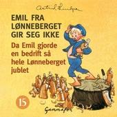 Da Emil gjorde en bedrift så hele Lønneberget jublet, og alle spellene hans ble glemt og tilgitt