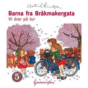 Vi drar på tur (lydbok) av Astrid Lindgren