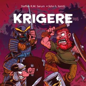 Krigere (lydbok) av Steffen Sørum