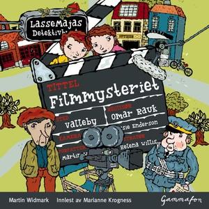 Filmmysteriet (lydbok) av Martin Widmark