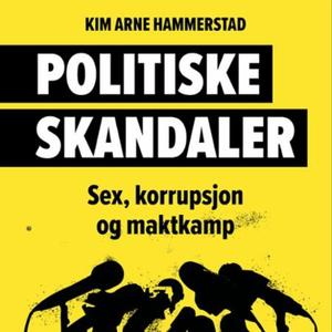 Politiske skandaler (lydbok) av Kim Arne Hamm