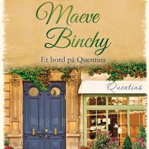 Et bord på Quentins (lydbok) av Maeve Binchy
