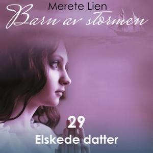 Elskede datter (lydbok) av Merete Lien