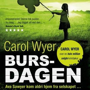 Bursdagen (lydbok) av Carol Wyer