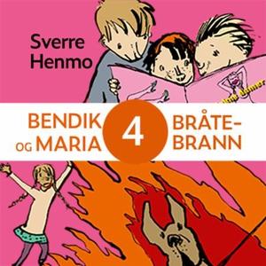 Bråtebrann (lydbok) av Sverre Henmo