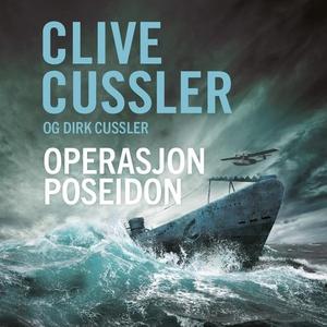 Operasjon Poseidon (lydbok) av Clive Cussler,