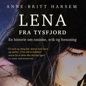 Lena fra Tysfjord (lydbok) av Anne-Britt Hars