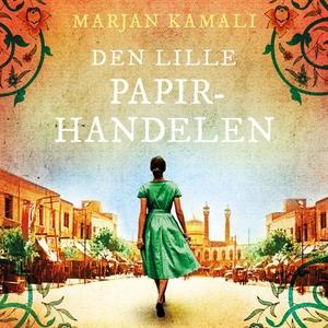 Den lille papirhandelen (lydbok) av Marjan Ka
