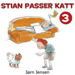 Stian passer katt (lydbok) av Jørn Jensen