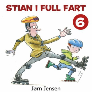 Stian i full fart (lydbok) av Jørn Jensen