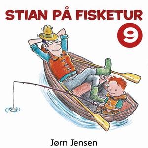 Stian på fisketur (lydbok) av Jørn Jensen