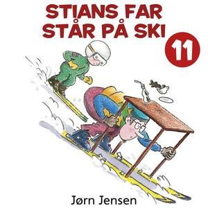 Stians far står på ski (lydbok) av Jørn Jense