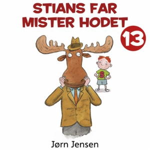 Stians far mister hodet (lydbok) av Jørn Jens