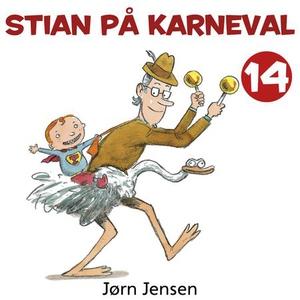 Stian på karneval (lydbok) av Jørn Jensen